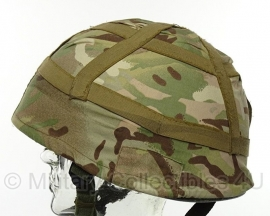 Helmet combat GS MK6 - met MTP cover - Medium of Large - origineel