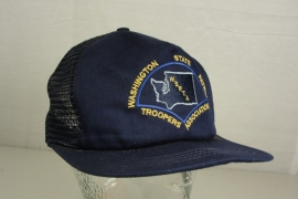 Washington State Patrol Troopers association Baseball cap - Art. 512 - origineel