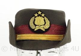 Indonesische politie pet dames - Indonesian Police - maat 55 - origineel