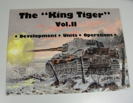 Boekje The King Tiger - Volume 2 Development Units Operations