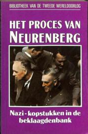 Boek Het proces van Neurenberg - Nazi-kopstukken in de beklaagdenbank