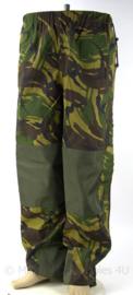 KL Landmacht woodland Trilaminaat broek met versterkte knieen - ongedragen - zeldzaam proefmodel - maat L - origineel