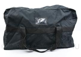 Zwarte sporttas - 70 x 40 x 45 cm - licht gebruikt - origineel