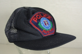 Austin Police Baseball cap - Art. 561 - origineel