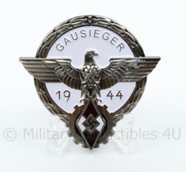 Replica WO2 Duitse medaille HJ Gausieger 1944 im Silber