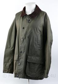 Crane Wax  Wetterjacke wax coat - maat XL - licht gedragen - origineel
