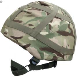 Britse Helmet cover GS MK6 MTP - gebruikt - Small of  Large - origineel