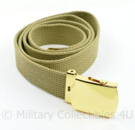 Broekriem / trouser belt - officer