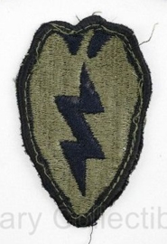 US Army 25th infantry Division Tropic Lighting patch - origineel