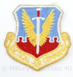 USAF US Air Force embleem - Tactical Air Command - 8 x 7,5 cm -  origineel
