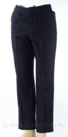 KM Marine wollen broek 1973 - donkerblauw - maat 47 - origineel
