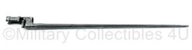 Russische M91 Mosin Nagant Bajonet - replica model  M91 - gebruikt tot in WO2 - afmeting 50,5 x 3,5 x 2 cm