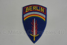 "WWII US SHAEF patch ""Berlin"""