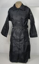 Dames politie regenjas - nieuw in verpakking - maat 40 - origineel