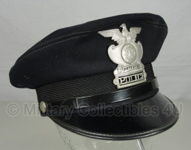 US State Of Michigan Police Visor cap - maat 7 - origineel