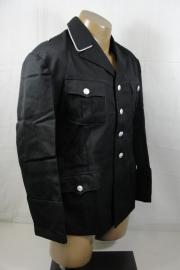 SS M32 jas gabardine zwart - Large