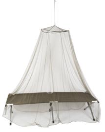 Anti-muggen Klamboe voor 1 persoons bed - groen - nieuw gemaakt