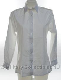 KL DAMES GLT blouse WIT - lange mouw - maat 42-5 - origineel