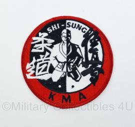 Nederlandse KMA Shi Sung patch  - origineel