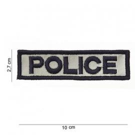Police borst embleem Politie