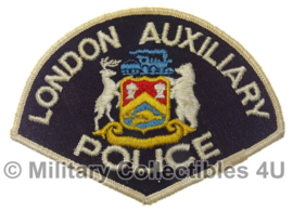 London Auxiliary police patch - origineel