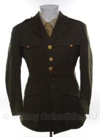 US Officer Class A jas 1944 - size 38,5 - origineel WO2
