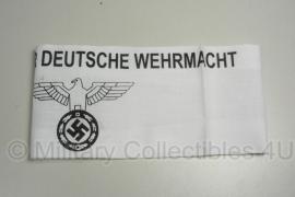 Armband Im Dienst der Deutsche Wehrmacht