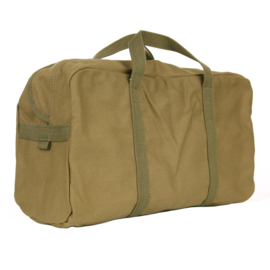 Toolbag Jeep bag Medium - khaki - 45 x 17 x 22 cm.