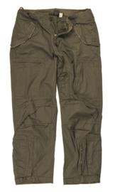 Flight trouser Cargo trouser - katoen  VINTAGE - OD Green