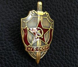 Russische USSR Sovjet CCCP KGB pin - 5,3 x 3,2 cm - replica