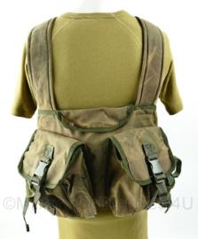 Korps Mariniers en Defensie Arktis OPS vest DPM camo - one size - origineel