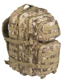 US Assault Pack Large - Mandra Jungle camo