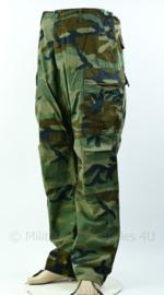 Korps Mariniers BDU trouser Woodland Jungle camo - maat M-Long- Nieuw - Origineel