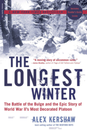 Boek The Longest Winter The Battle of the Bulge and the Epic Story of World War II's Most Decorated Platoon
