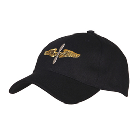 Baseball cap US Air Force officer wing