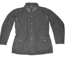 WO2 Duits Helferin wollen uniform jas - gedragen - meerdere maten - origineel