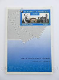 Naslagwerk Tilburg als Militaire stad - 136 pagina's - 24 x 17 x 1,5 cm - origineel