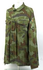 Italiaans leger uniform jas 2005 - maat XL - origineel