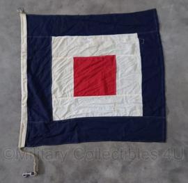 Wo2 Britse seinvlag - 82 x 90 cm - origineel