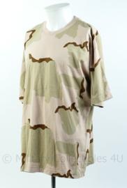 Defensie T-shirt Landmachtdagen Desert camo  - maat XL - origineel