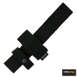 Koppel LIPS handboeien houder zwart - 100% Cordura Drager transportboei hand zwart - DP230