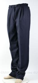 Koninklijke Marine dames broek uniform blauw vloot - nieuw met kaartje er nog aan ! - Dames maat 44 - origineel
