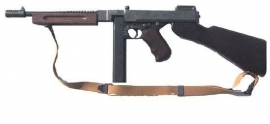 Thompson SMG .45 carry strap