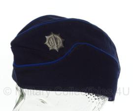 Gemeentepolitie schuitje  - donkerblauw - blauwe bies - maat 55 - origineel