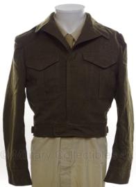 Canadese Battledress Jacket jaren 50 - meerdere maten! - origineel