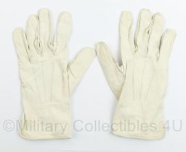 Defensie werkhandschoenen - maat 8,5 - origineel