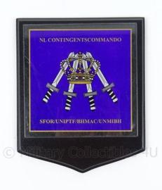 Wandbord SFOR CONTCO wandbord - afmeting 16,5 x 20 cm - origineel