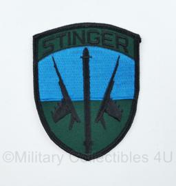 US Stinger patch  - 10 x 8 cm - origineel