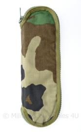 Korps Mariniers Diemaco  schoonmaakset LEGE TAS - alleen verstrekt aan minimi schutters - 30,5 x 10 x 4 cm. - origineel