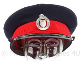 Canadese Politie pet - Toronto Metropolitan Police - hogere rang - maat 61 - origineel